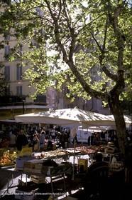 Toulon - saturday market