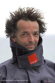 Orange II - 2005 Jules Verne Trophy - Ludovic Aglaor