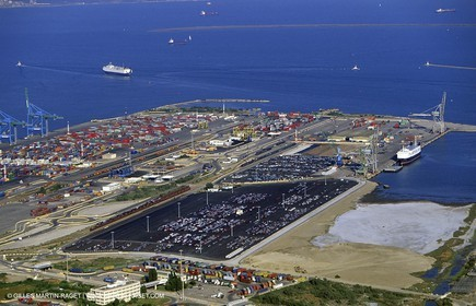 Fos Container terminal
