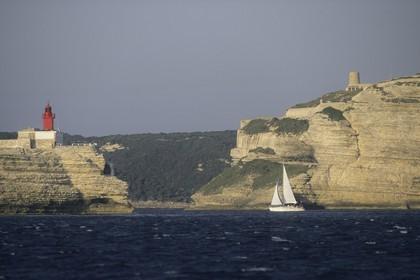 France, Corse, Bouches de Bonifacio