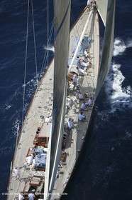 Shamrock V - Classic yachts - Monaco Classic Week - J Class Challenges