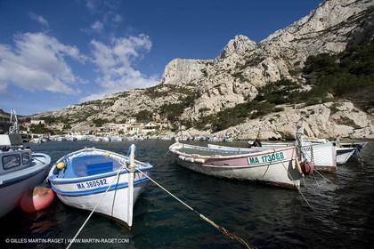 Marseilles - Calanques - Morgiou