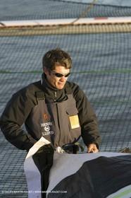 Orange II - Trophée Jules Verne 2004 - Florent Chastel