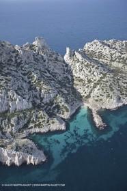 10 03 2009 - Marseille (FRA, 13) - Calanques - Riou Island - Calanque du Monasterio
