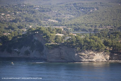 France, Provence, Corniche du Liouquet (la Ciotat)