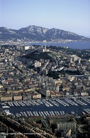 Marseille - Old harbour