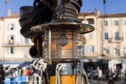 03 10 2006 - Saint Tropez (Fr) - Voiles de Saint Tropez 2006 - Altaïr
