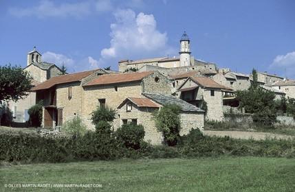 Sigonce - Higher Provence village