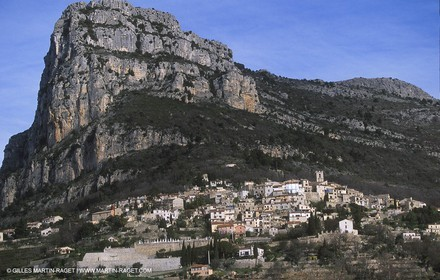 The countryside of Nice
