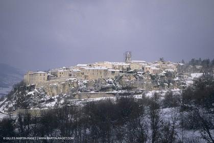 France, Provence, Lubéron, Sault