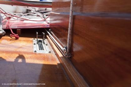 29 05 2010 - Cannes (FRA, 06) wooden Finn
