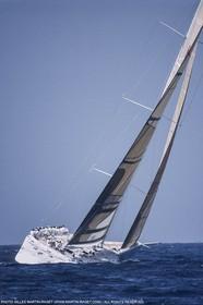 Sailing, Yacht Racing, America's Cup XXVII, San Diego (USA,CA) 1988, Stars & Stripes Vs New Zealand