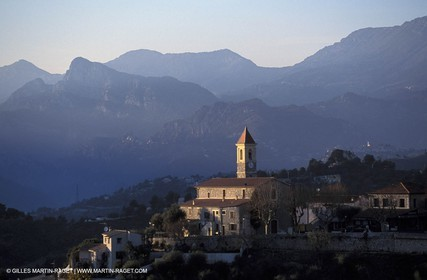 High villages from Nice area
