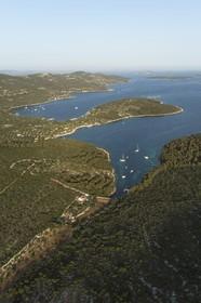 14 07 2012 - Kornati Islands archipelago (Croatia) - Otok Pasman Island