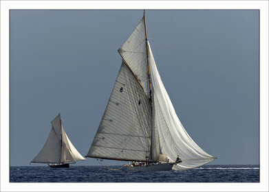 27 09 2016, Saint-Tropez (FRA,83), Voiles de Saint-Tropez 2016, Day 3, Classic Yachts, Moonbeam IV & MarygoldProduct: in house made quality print on 8 ultrachome colors Epson ink Jet printer.Available sizes: . 20x30 cm. 30x40 cm. 50x70 cm. 80x120 cmAvailable papers:  . Standard 250 gr glossy paper print, black streak, white margin, no signature . Top quality glossy 290 gr. paper, black streak, white margin, checked and signed by the author . Fine Art print (signed, numbered, stamped, registered) on demand . Other supports (Canvas, Acrylic, Metal) on demandPackaging: cylindric reinforced tubeShipping options: regular mail or Shipping companyClick on the basket icon to select your options and start the online ordering process