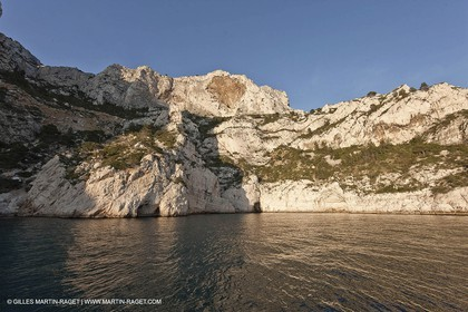 06 05 2009 - Marseille (FRA, 13) - Les Calanques - Devenson cliffs