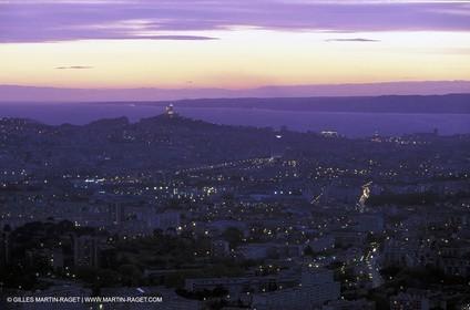 Marseille - general view