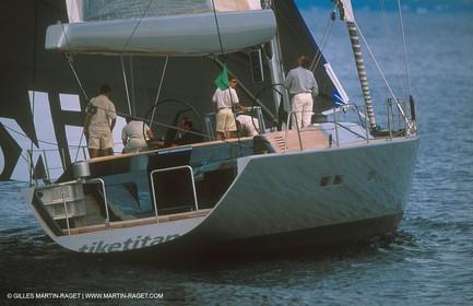 Sailin, Super Yachts, Wally Yachts, Tiketitan