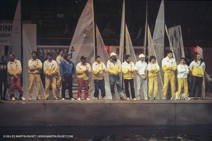 Sailing, Stadium Sailing, Bercy 1992