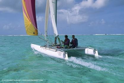 Sport Catamaran - Raids