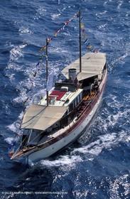 Mauna Loa - Motoryacht Classique