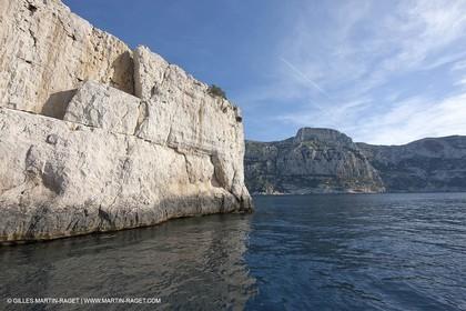 06 05 2009 - Marseille (FRA, 13) - Les Calanques  - Morgiou - Cap  Morgiou