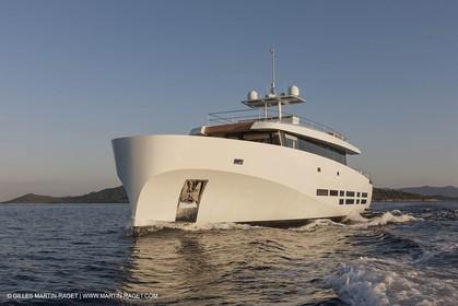13 07 2012 - Kornati archipelago (Croatia) - Wally Power ACE