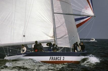 America's Cup, Newport 1983, Défi Français, France III