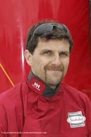 Orma 2005 - Sodebo - April training - Denis Pelmont