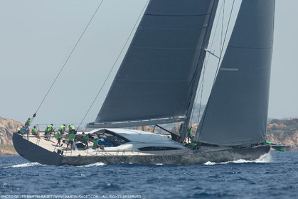 08 06 2016, Porto Cervo (ITA, Sardinia), Loro Piana Super Yachts Regatta, Race Day One, WinWin