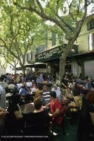 France, Provence, Saint-Rémy de Provence, Careto ramado (Char fleuri)