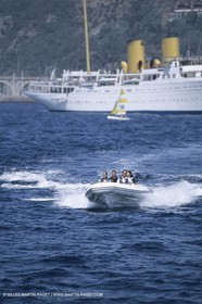 Moteur, croisière, Powerboating, cruising, ribs, semi-rigides