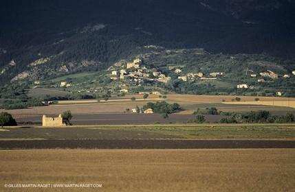 St Jurs - Higher Provence village - Valensole plateau