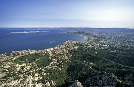 Marseilles, south area