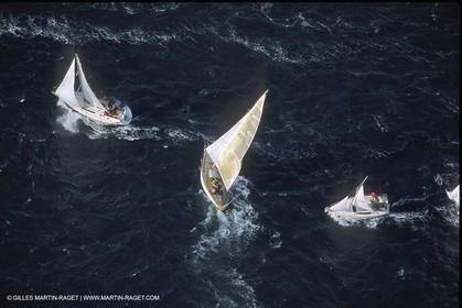 fleet upwind