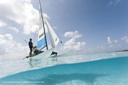 01 02 2008 - San Blas Archipelago (Panama) - Motor Yacht Senses