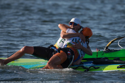 Rio 2016, RSX: Picon in Gold, Le Coq in Bronze | Gilles Martin-Raget