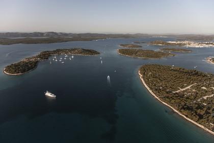 14 07 2012 - Kornati Islands archipelago (Croatia) - Minjak, Veli Vinik, Tinja, Mali Mitik, Otok Kornat