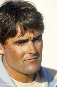 Russell Coutts - America's Cup 1995 - Team New Zealand - San Diego (USA, CA)