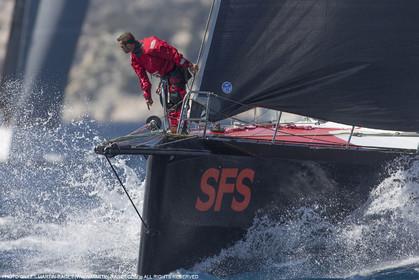26 03 2016 - Marseille (FRA,13) Marseille Sailing Week - IRC 1, 2, 3 fleet, SFS II