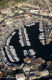 Les Goudees Harbour