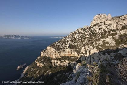 23 03 2009 - Marseille (FRA, 13) - Les Calanques - Pas inférieur de la Melette