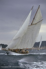 Classic yachts,