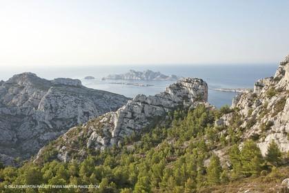 29 07 2009 - Marseille (FRA, 13) - Les Calanques - Massif de Marseilleveyre - Pointe Caillot et les Malvallons