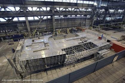 H20 Yachting shipyard, la Ciotat