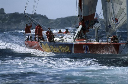 IMOCA - 2002 Marseille Grand Prix
