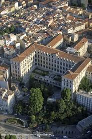 Bouches du Rhône, Marseille, (FRA,13) - Marseille from the sky
