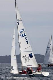19 04 2008 - Hyères (FRA,83) - Hyères Olympic Week - training