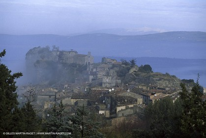 Luberon (FRA,84), Fall colors