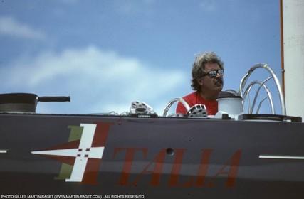 America's Cup, Fremantle 1987, Italia